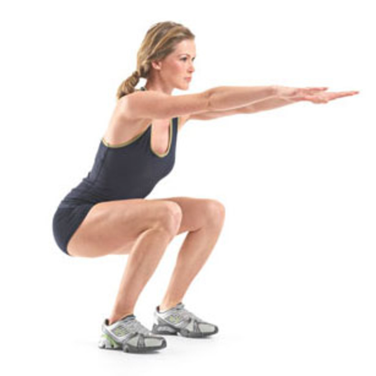 the squat exercise