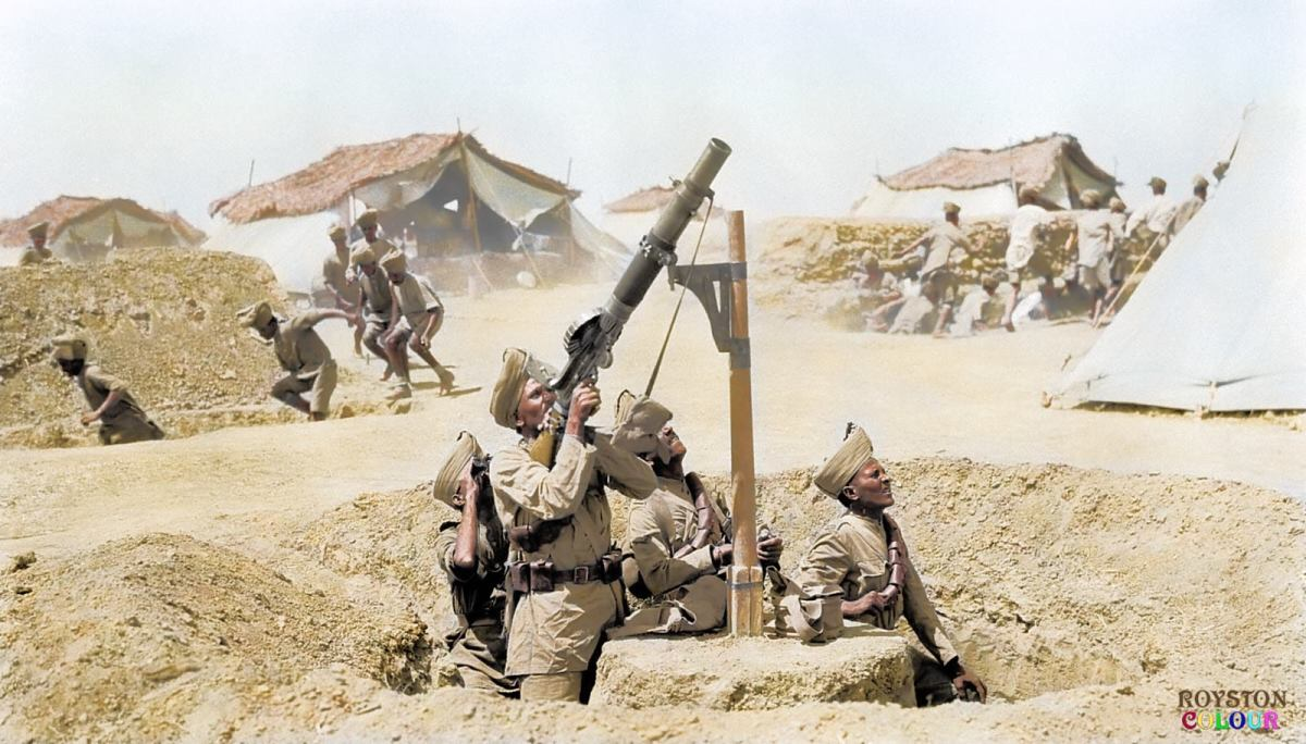 Indian Army's Role in World War I Is Not Without Significance