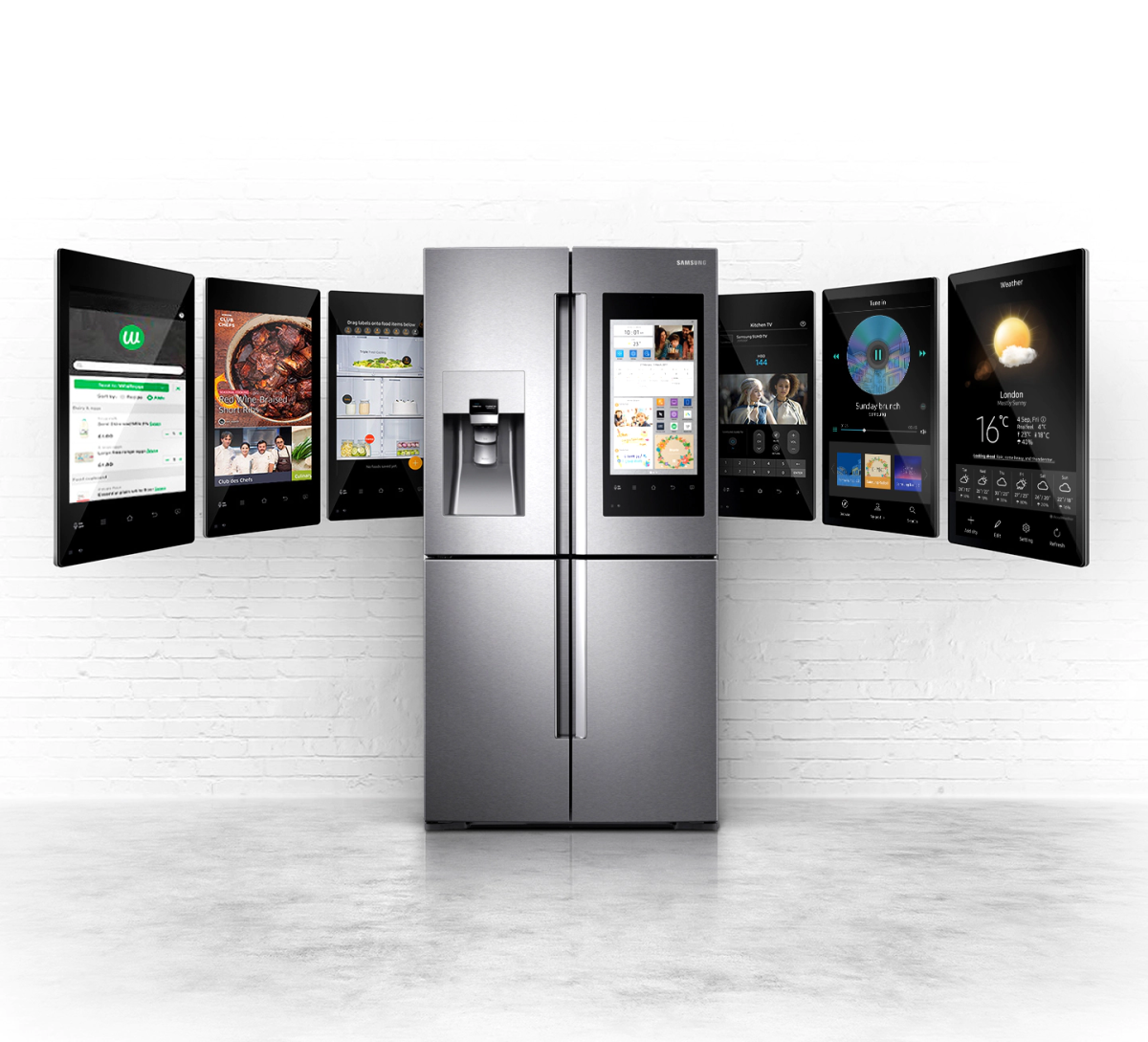 The fridge that does it all
