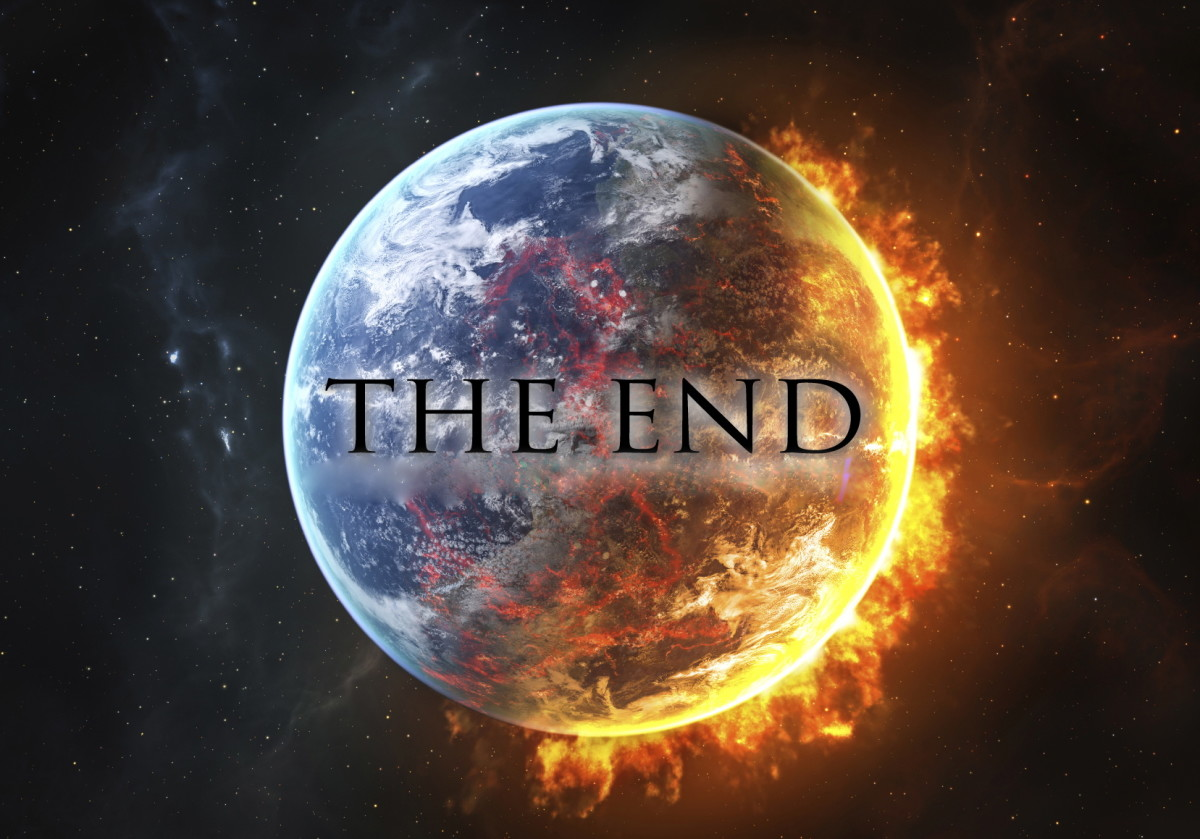 The end is very real and coming soon!
