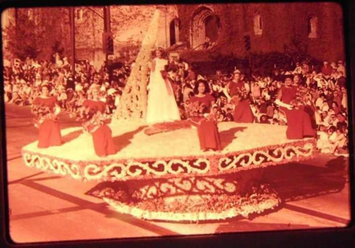 50 Years Ago the Tournament of Roses First Black Royal Court Member Made History