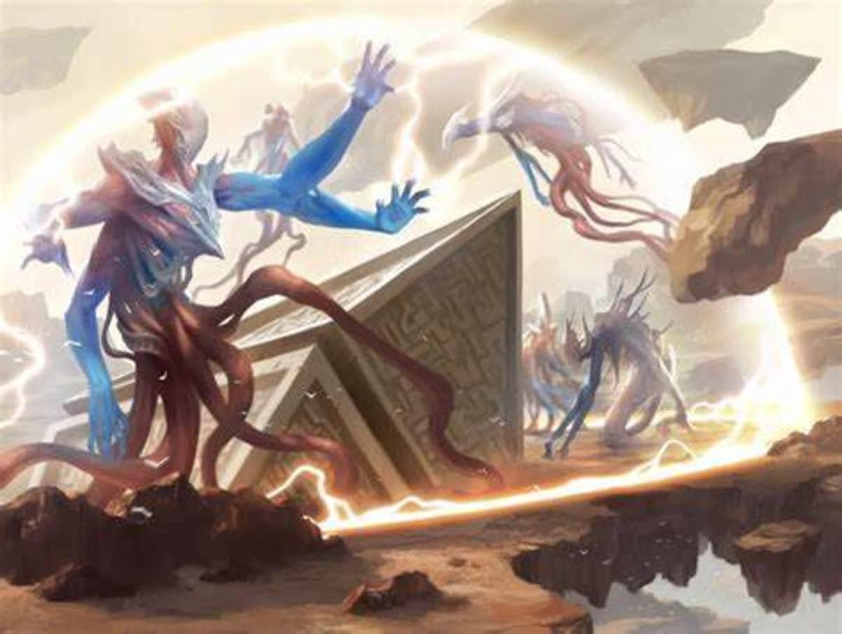 Eldrazi in Magic