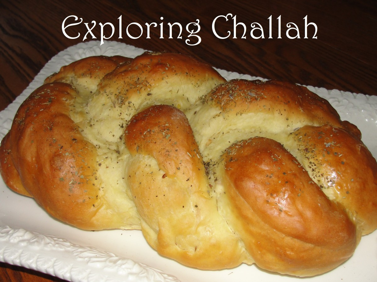Everything about challah, even the size and shape of the loaf, has significance.