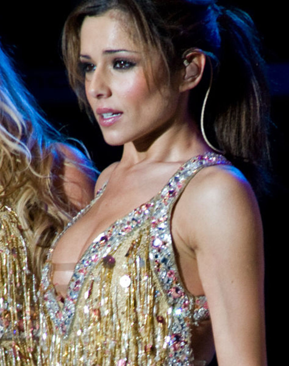 Cheryl Cole's Weight and Height.