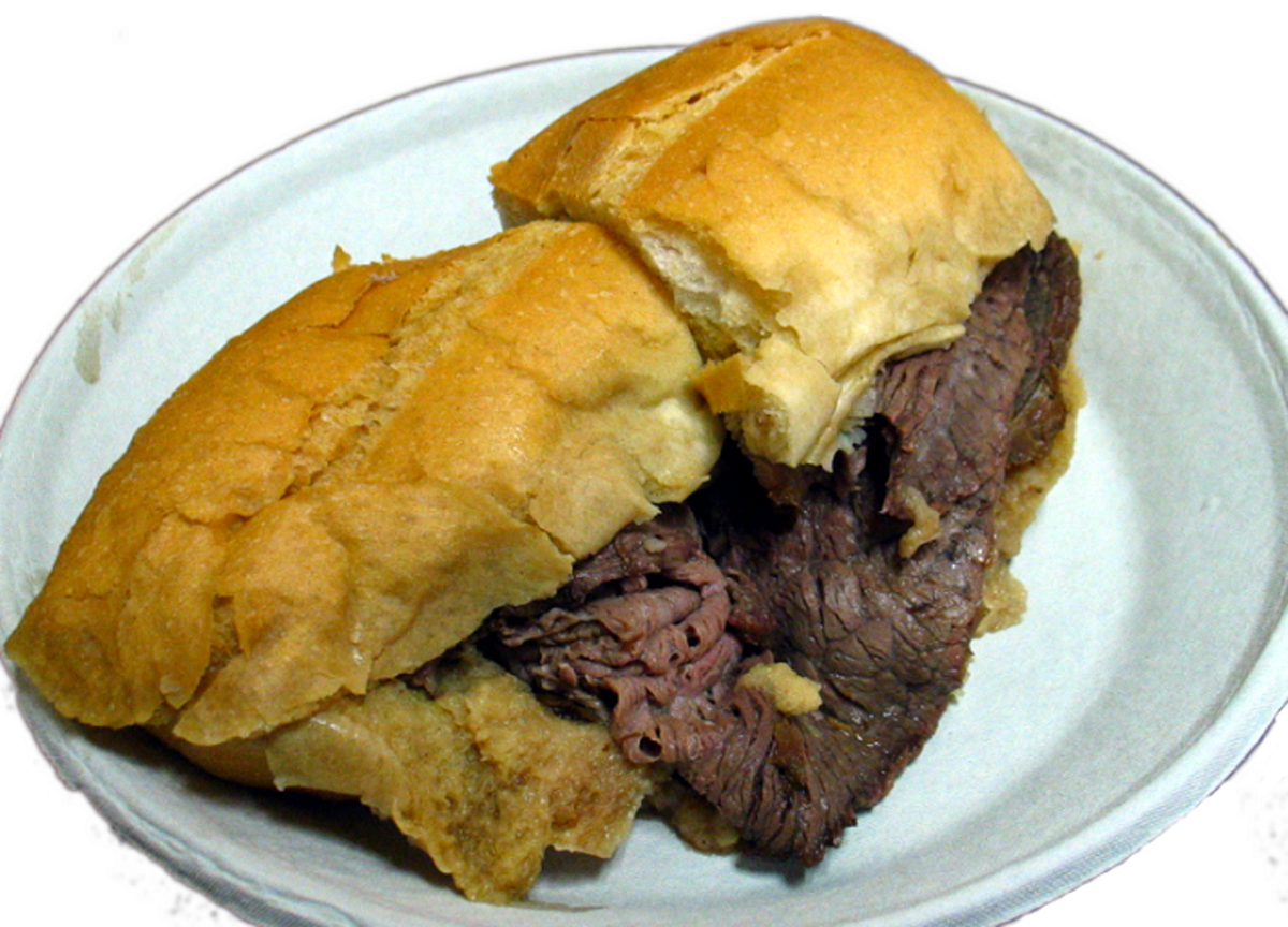 Hot Roast Beef Sandwich Recipe