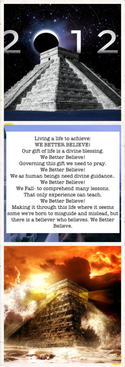 We Better Believe!
