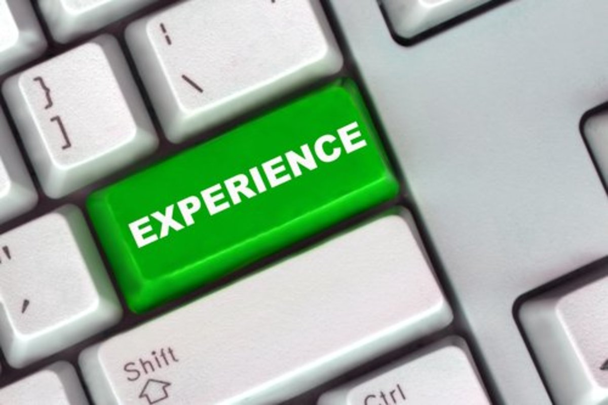 Job Experience to Teach Online