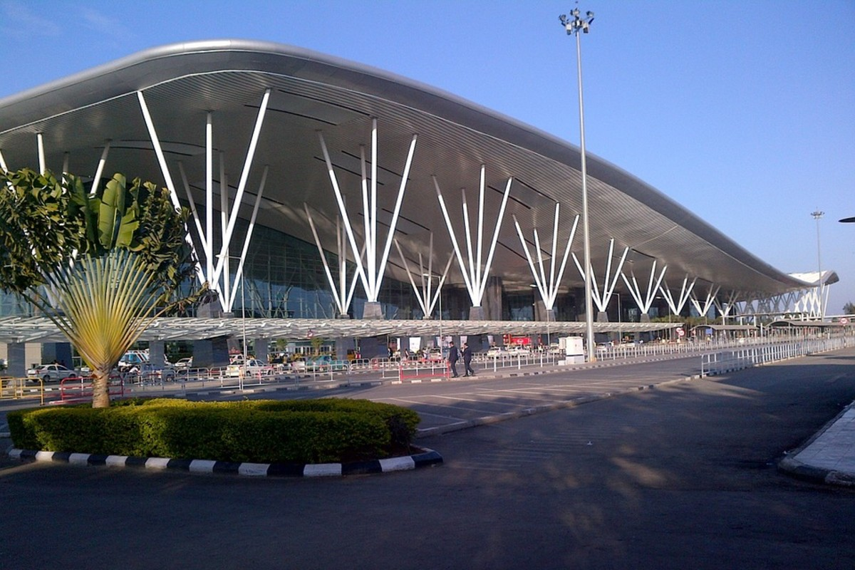 Kempegowda International Airport-Bengaluru