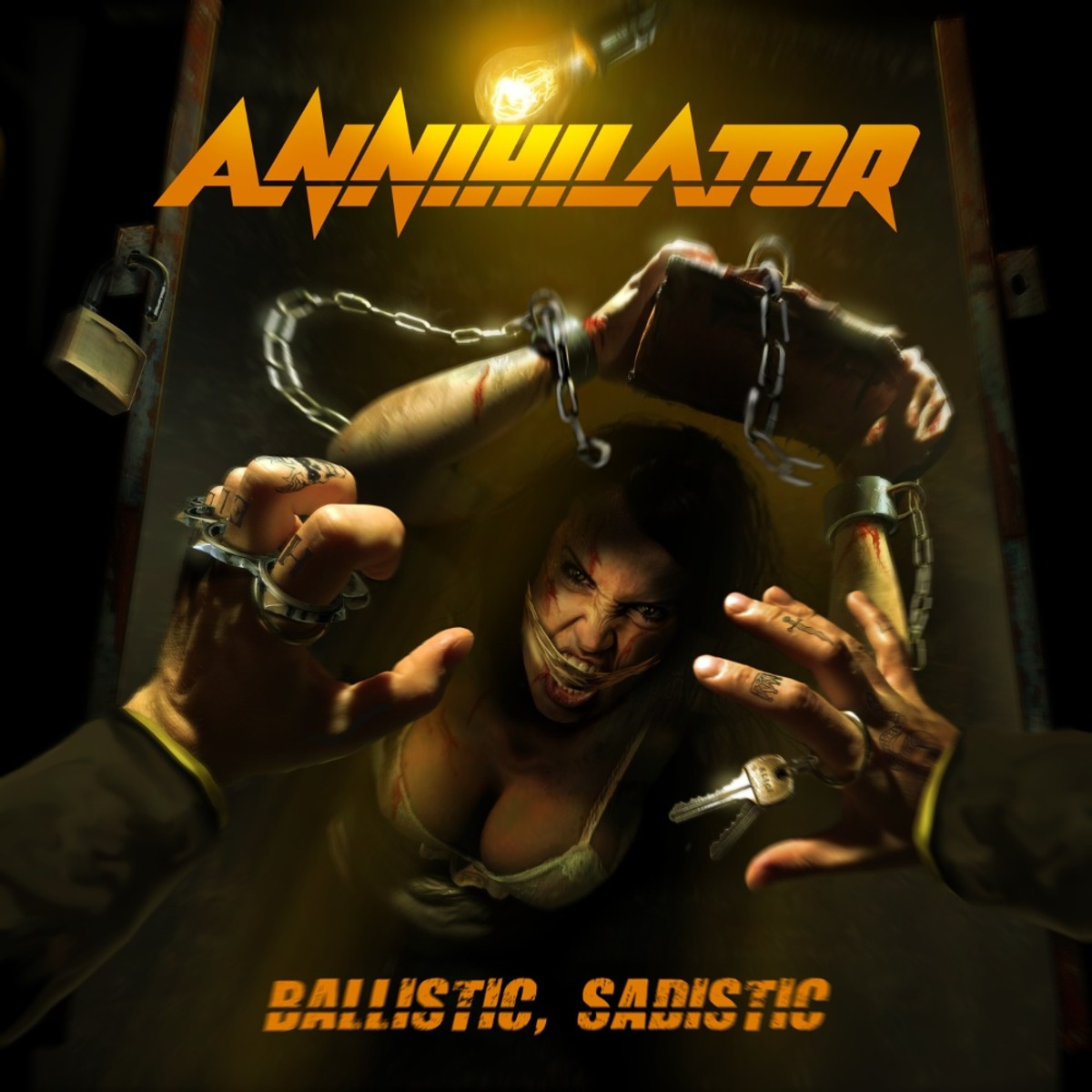 review-of-the-album-ballistic-sadistic-by-canadian-thrash-metal-band-annihilator