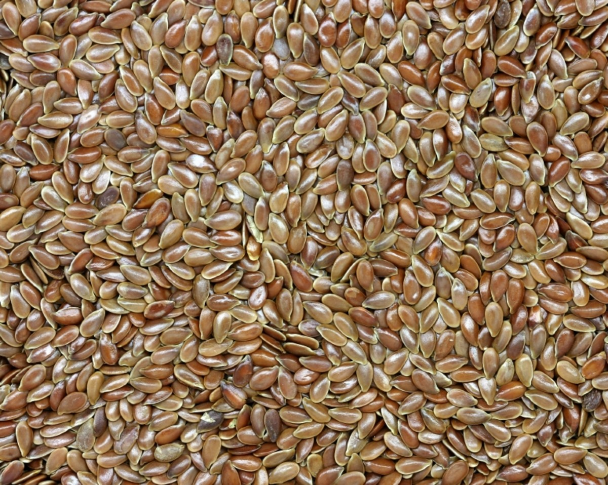 Flaxseed One of Nature's Miracles