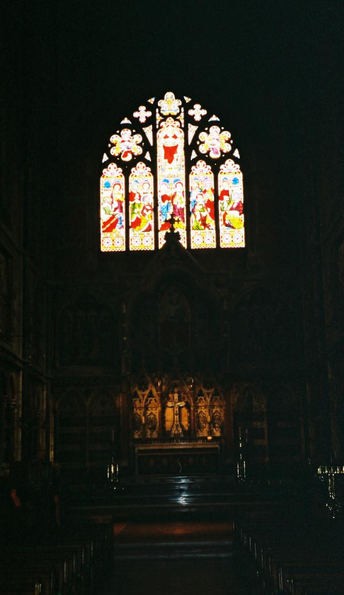 Keble College Chapel Oxford, England The Rev. Dr. Robert B. Slocum