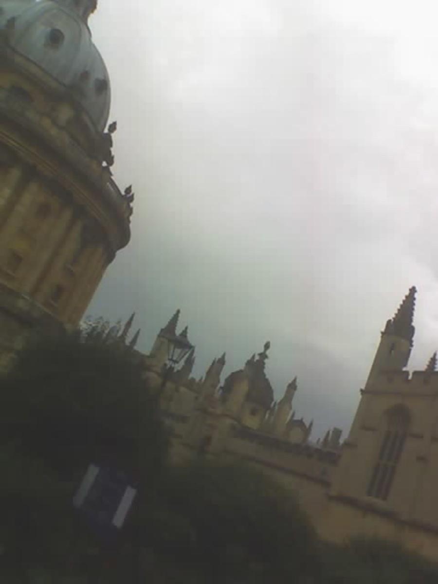 Oxford, England The Rev. Dr. Robert B. Slocum