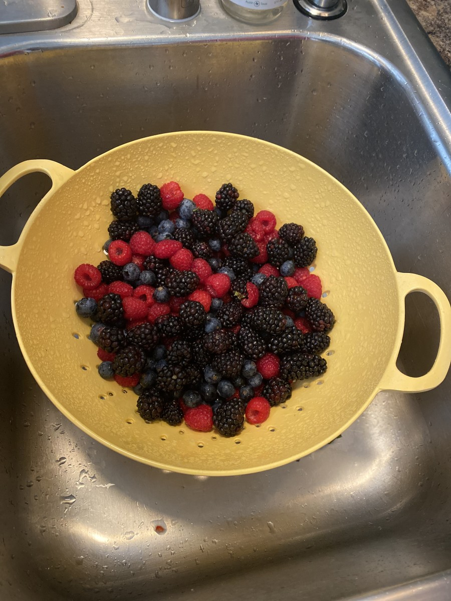 How to Really Clean Your Berries and Keep Them Fresh Longer
