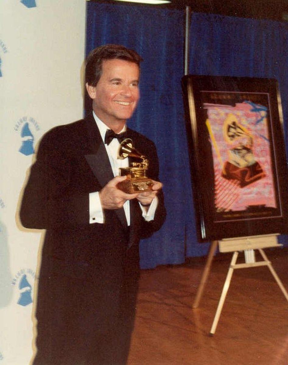 Dick Clark, 1990