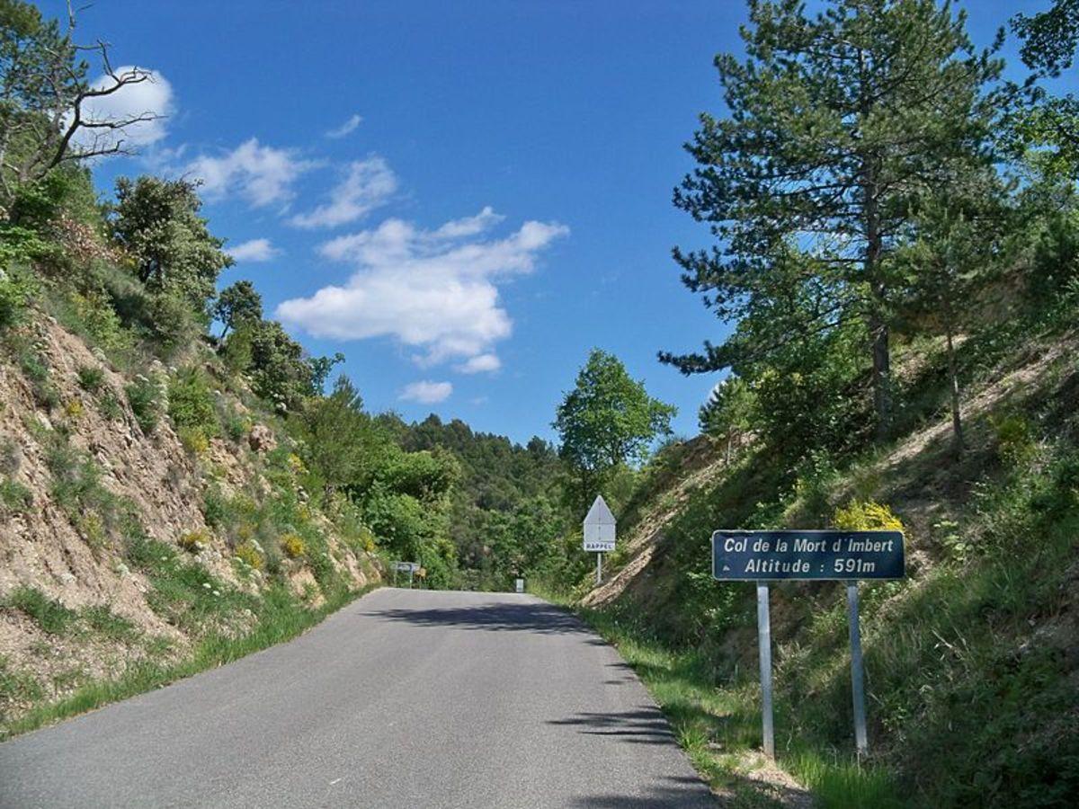 The Death Pass of Imbert  Manosque, France