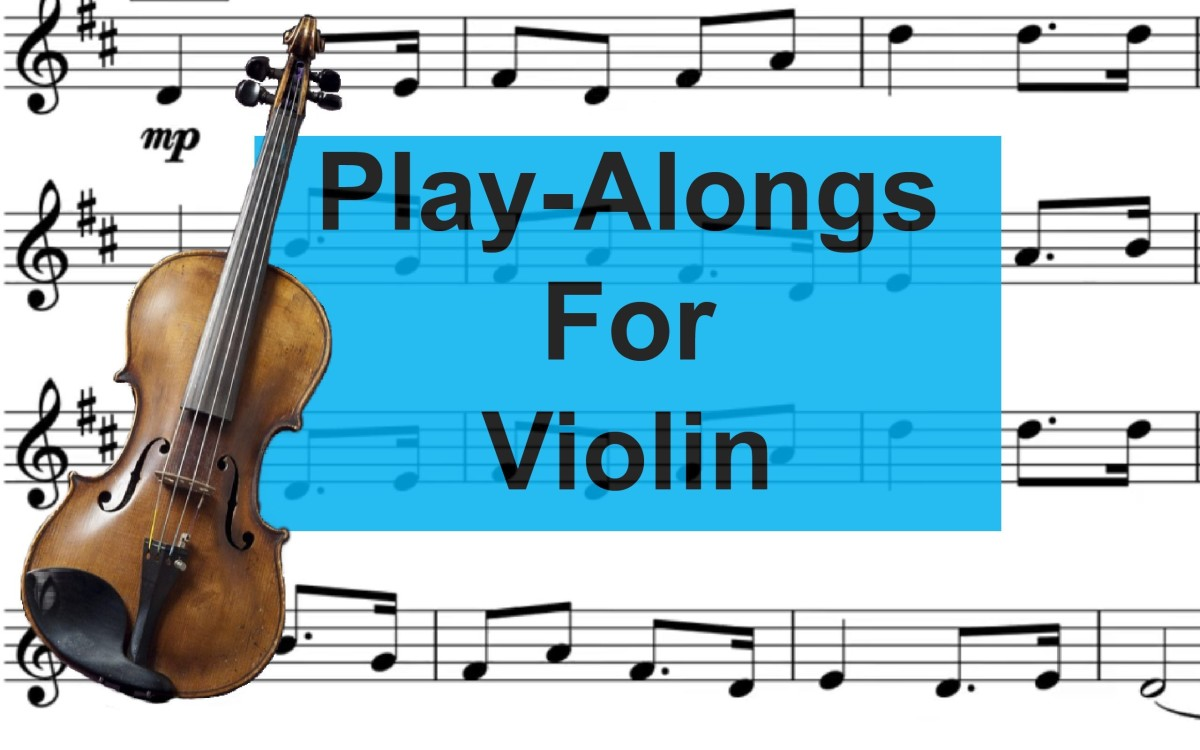Play-Alongs for Violin