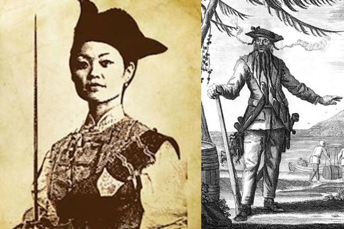 Ching Shih: A Woman Who Rose From Comfort Woman to Pirate in the 19th Century