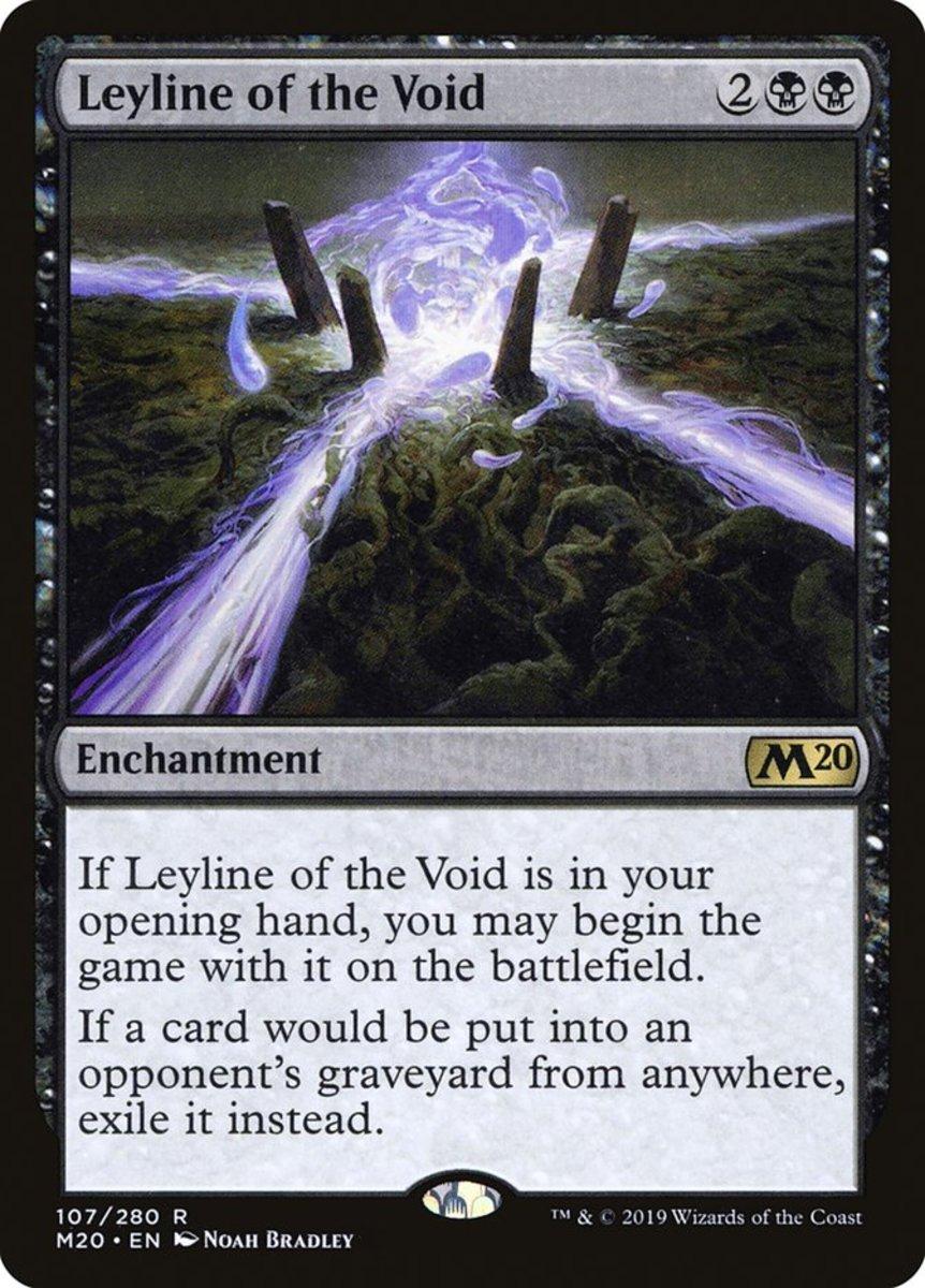 Leyline of the Void mtg