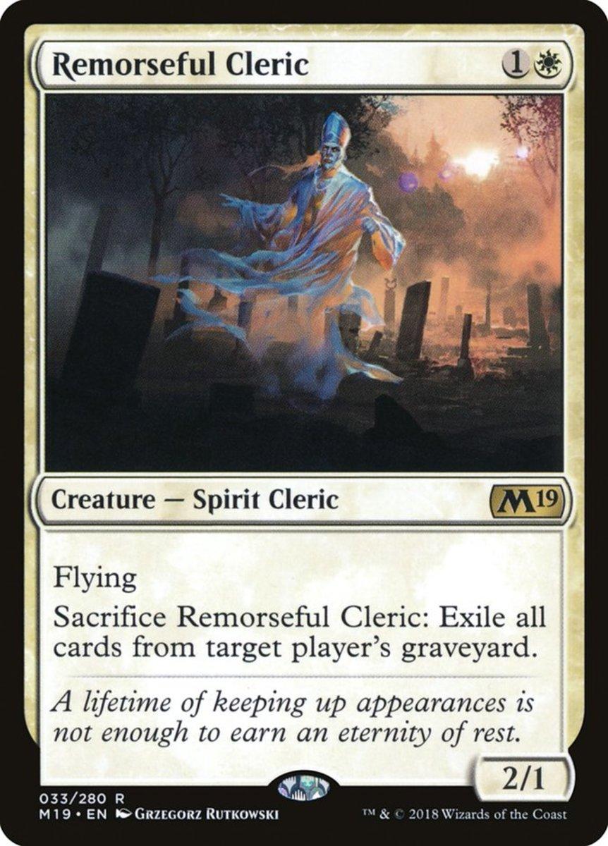 Remorseful Cleric mtg