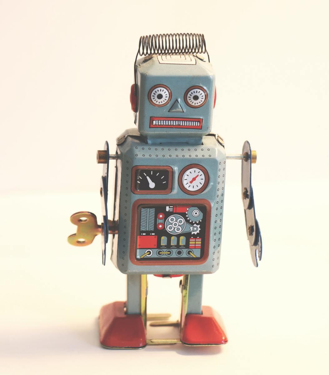 Robots can help make life a little bit easier for humans.