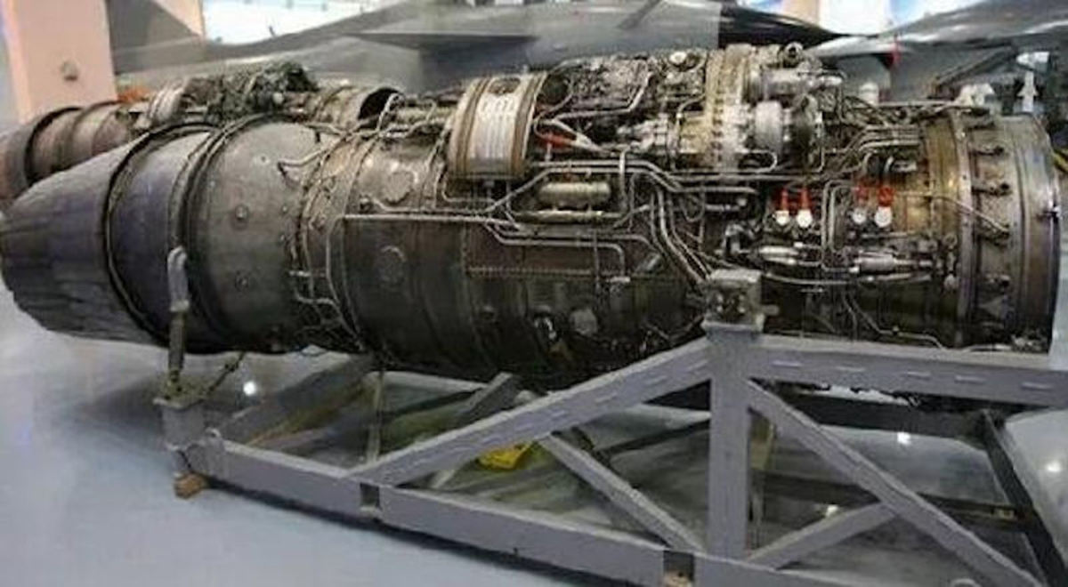 The troubled WS-15 engine.