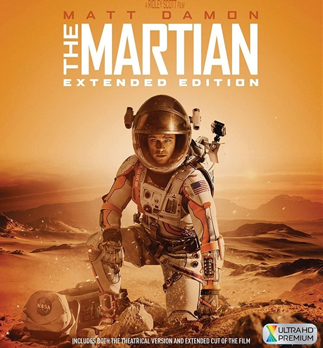 The Martian - An Excellent Space Adventure Film