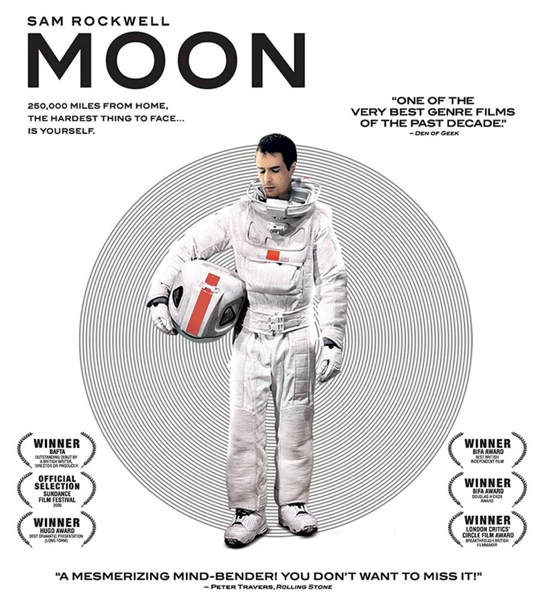 Moon - The Space Isolation Film Genre?
