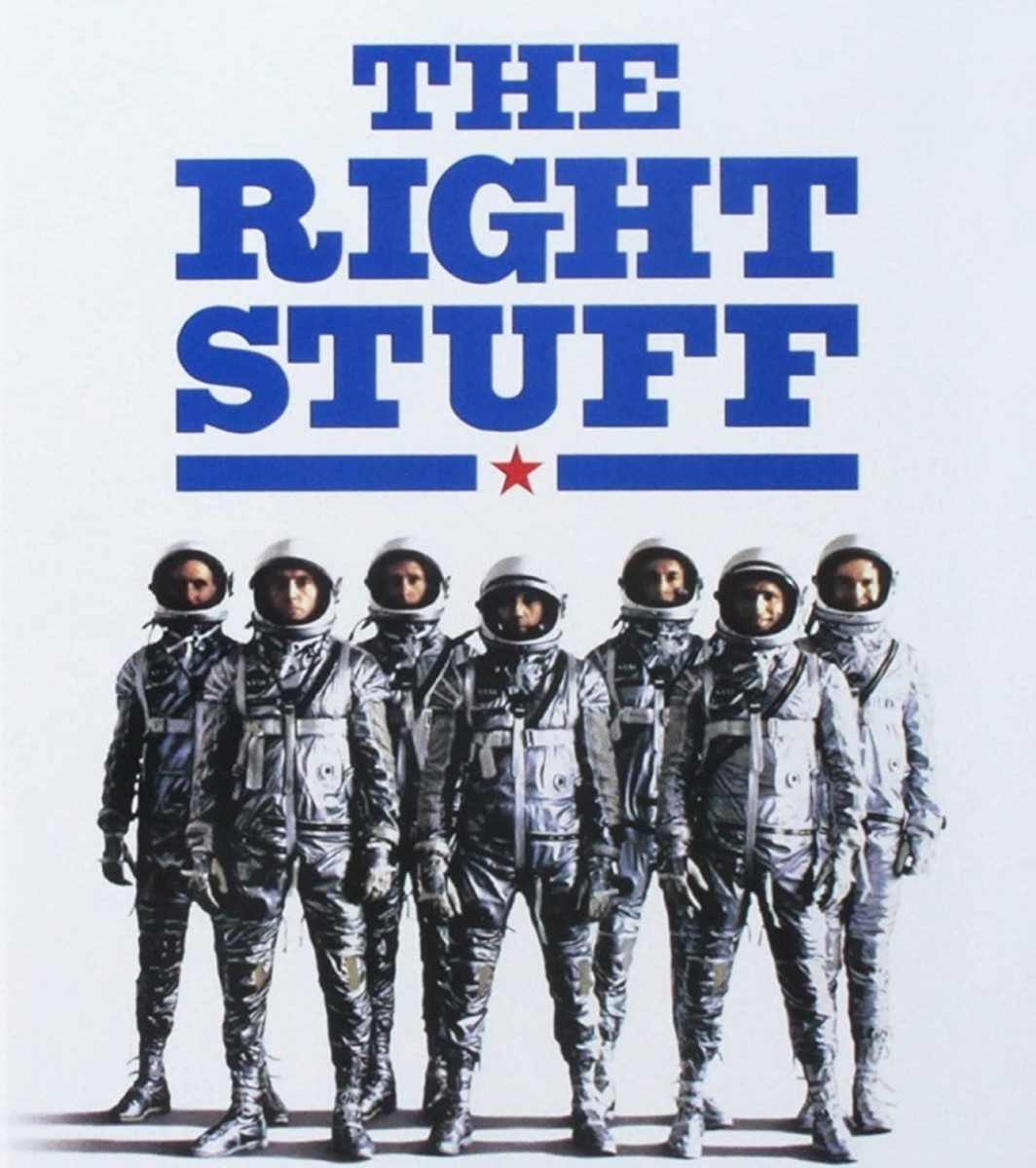 The Right Stuff is our top space movie of all time.