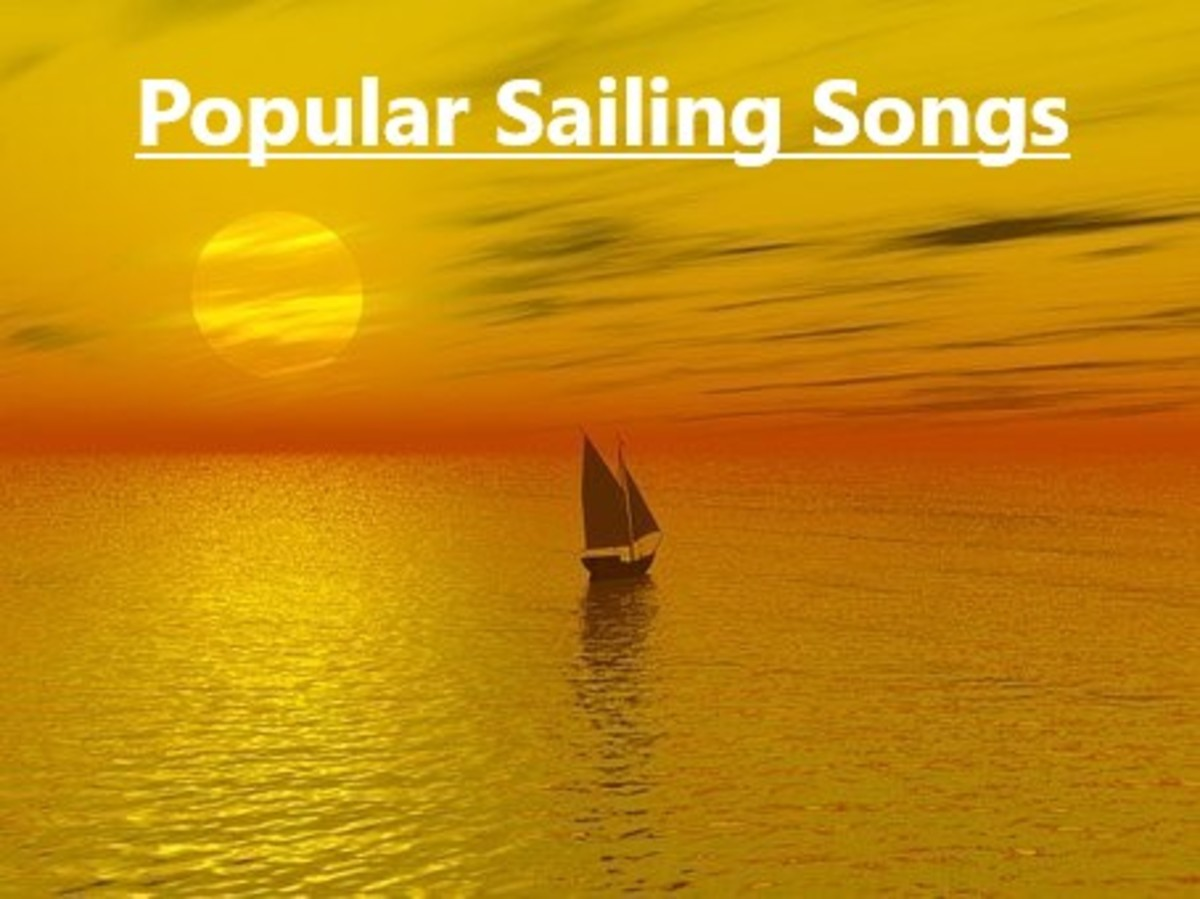 Popular Sailing Songs That Made the Charts