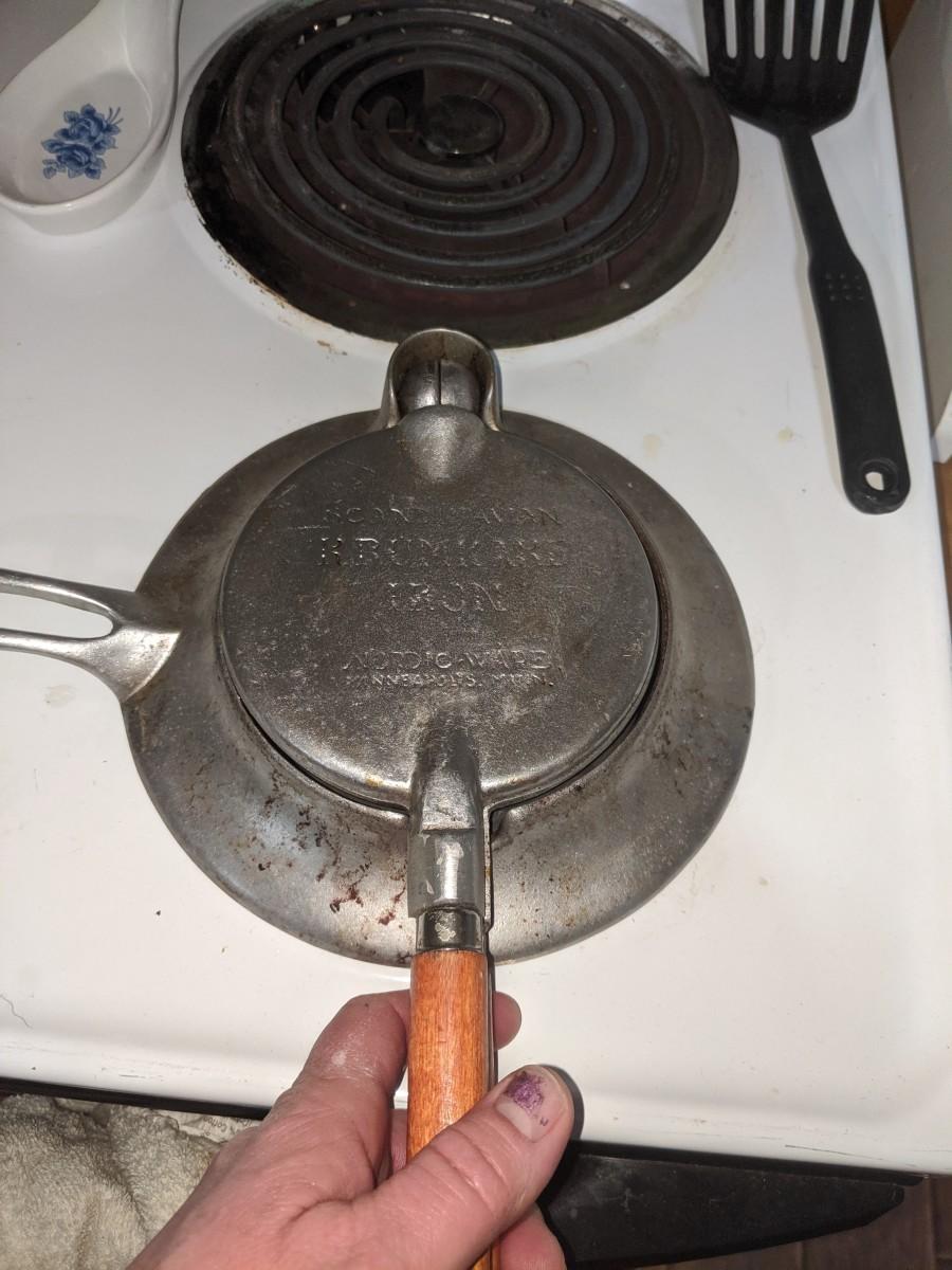 Heat iron