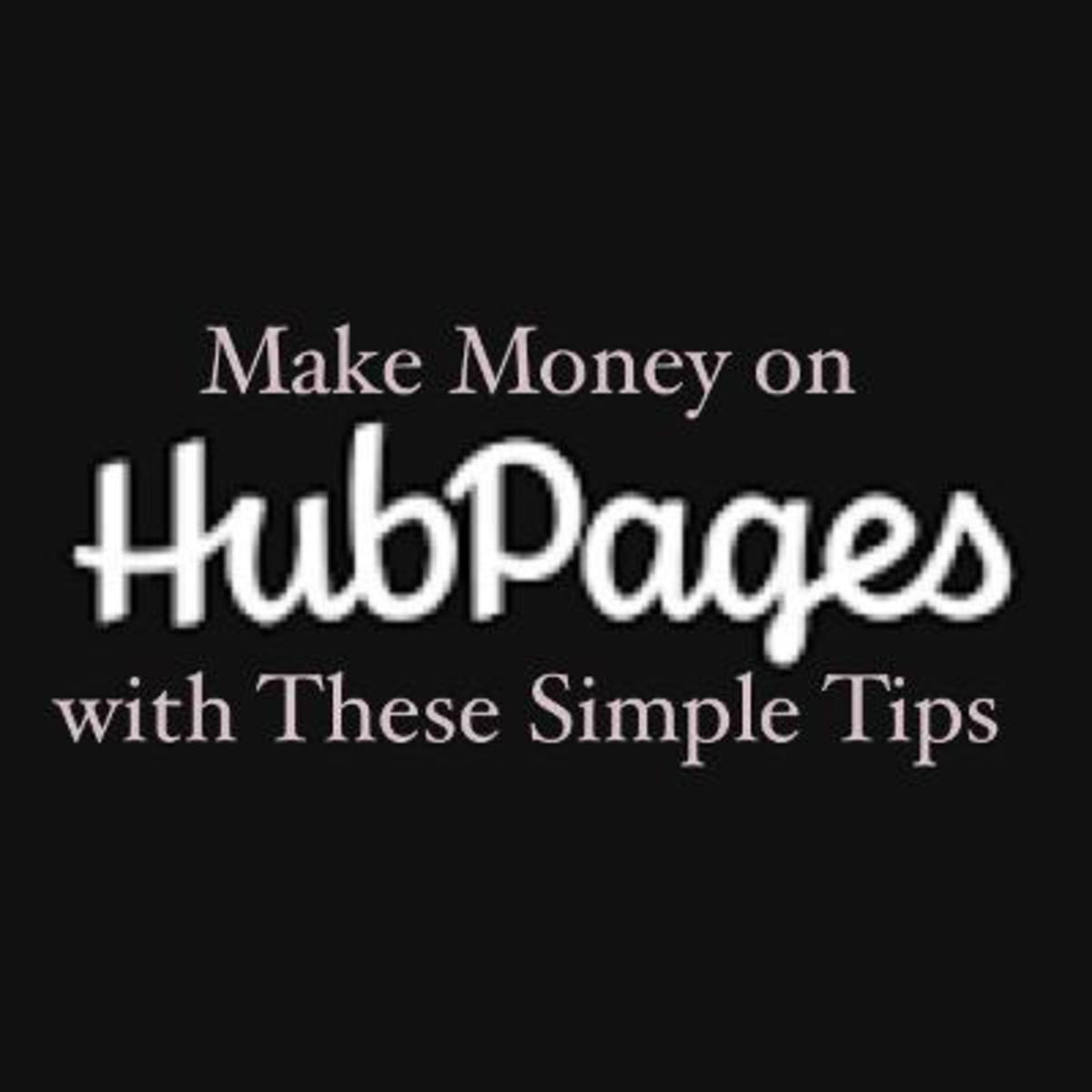 Simple Tips Writers Could Use to Be Successful on Hubpages