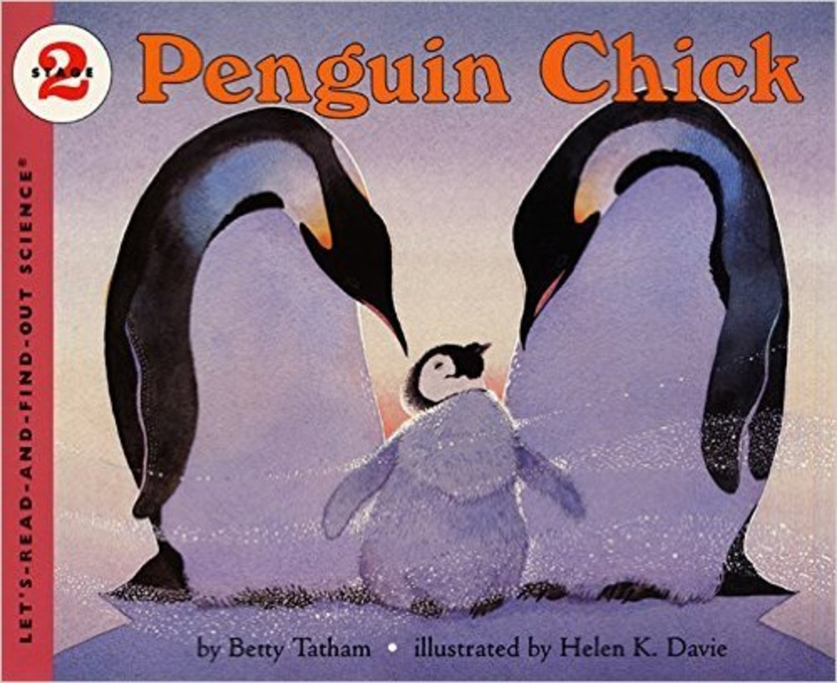 Penguin Chick (Let's-Read-and-Find-Out Science) by Betty Tatham - Image is from amazon.com