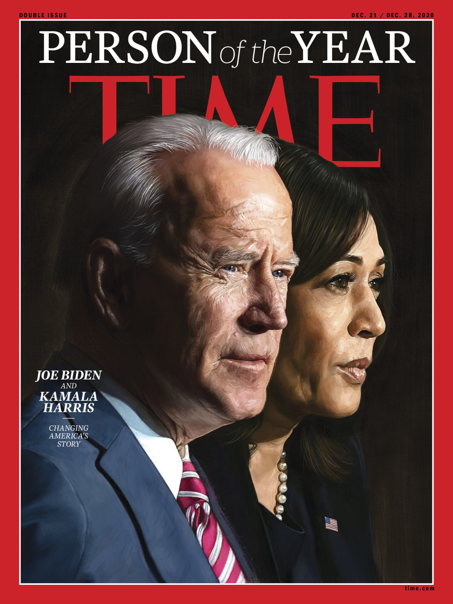 President-Elect Joe Biden and Vice President-Elect Kamala Harris