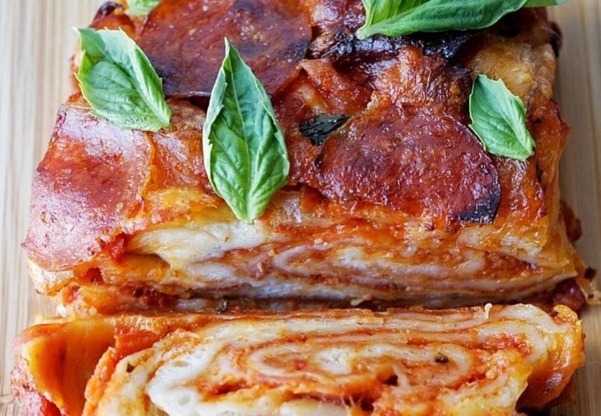 Pizza babka