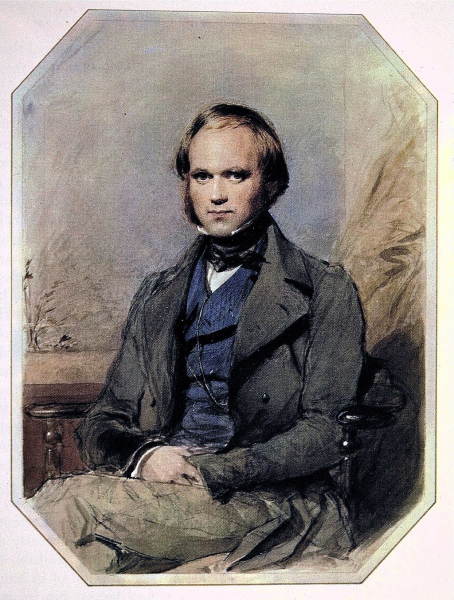Charles Darwin, 1830s