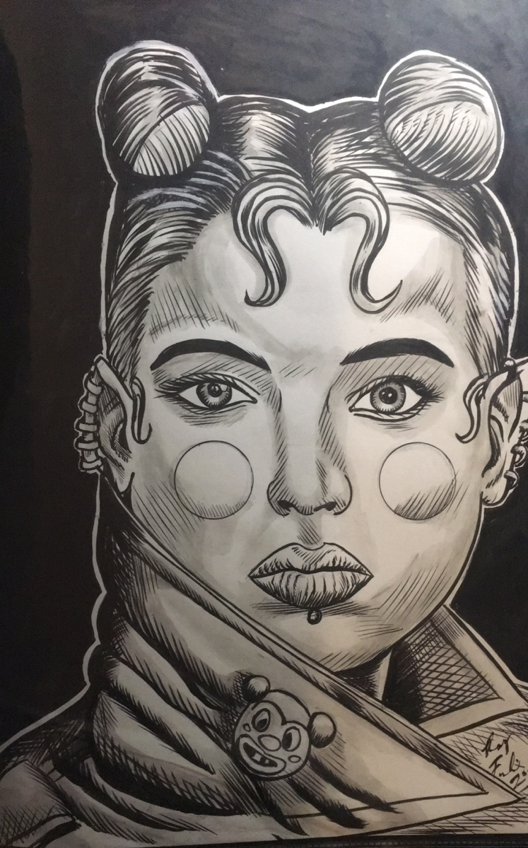 Punchline Clown Detective will continue in Bronx Heroes' Comics.