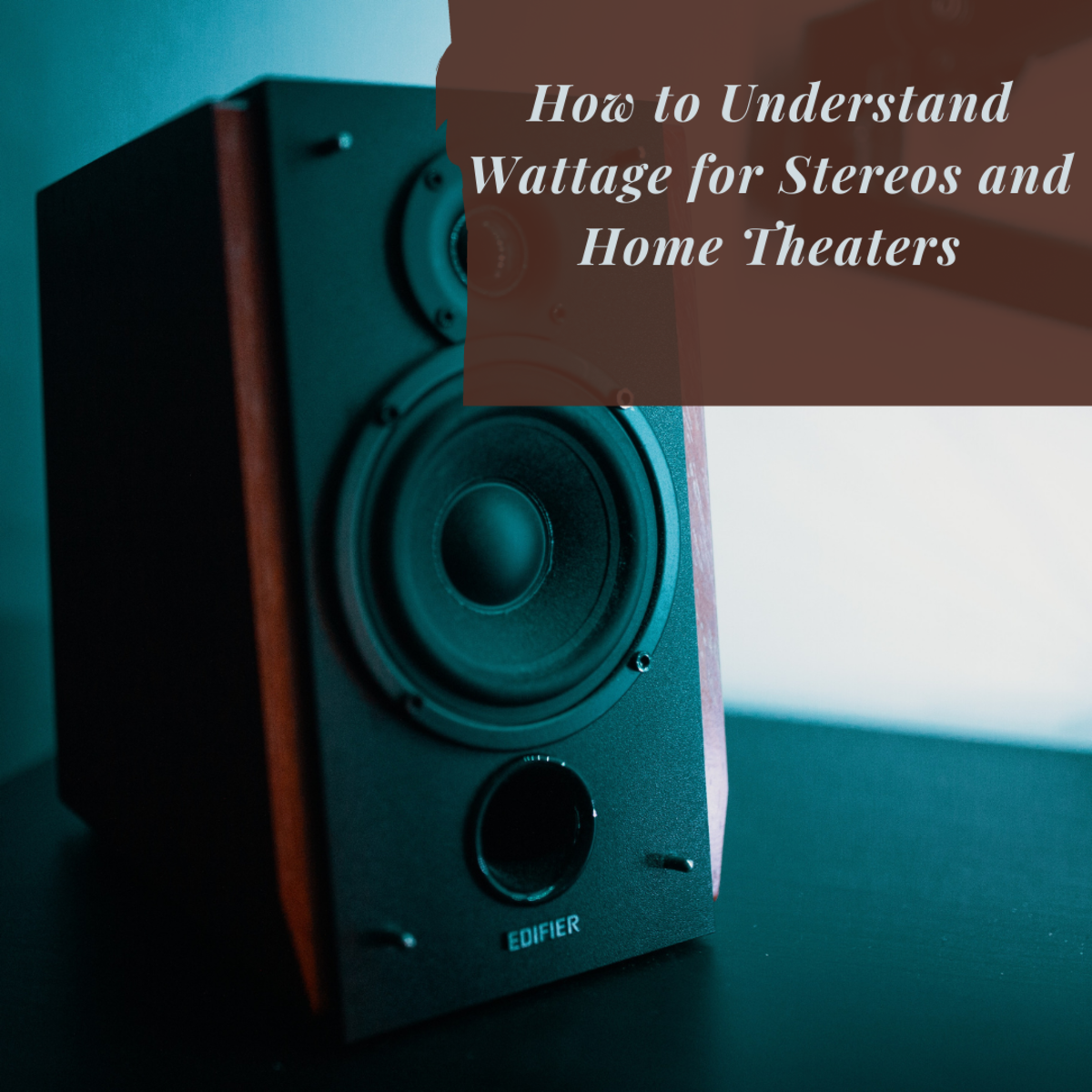 There is a whole new set of lingo to learn when shopping for stereo and home theater equipment.