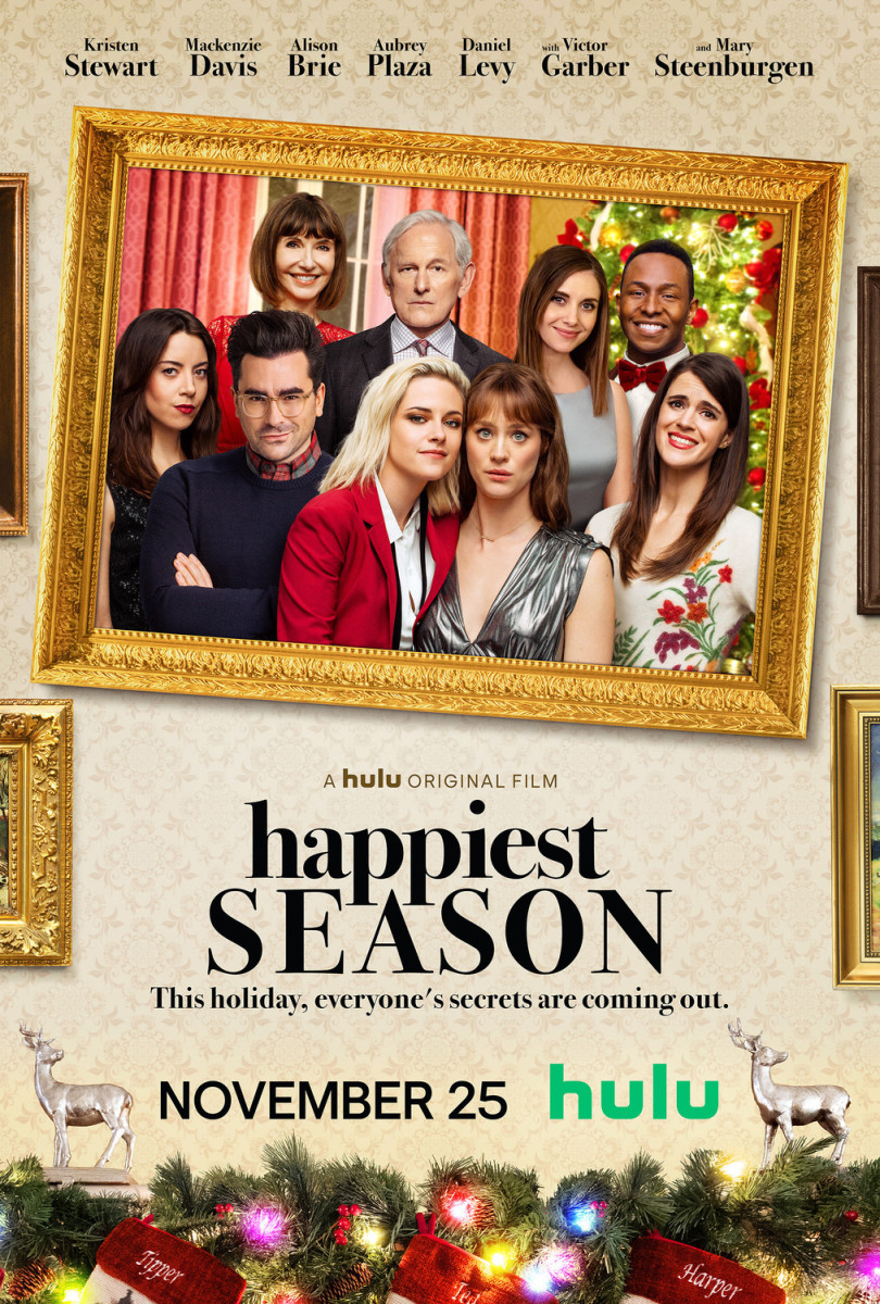 "Movie Review: ""Happiest Season"""