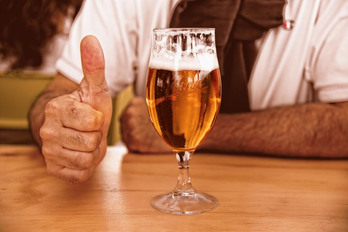 Alcohol? Alcohol. ALCOHOL!
