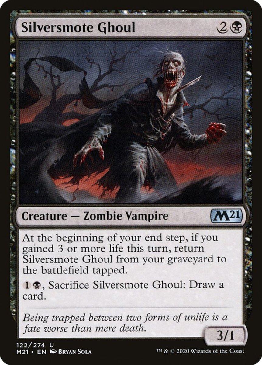 Silversmote Ghoul mtg
