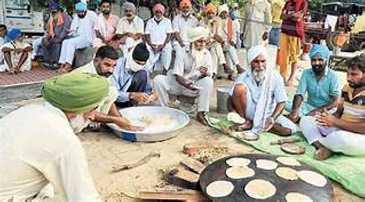 Farmers Agitation: Attempt to Overthrow the Modi Government by Extra Constitutional Means
