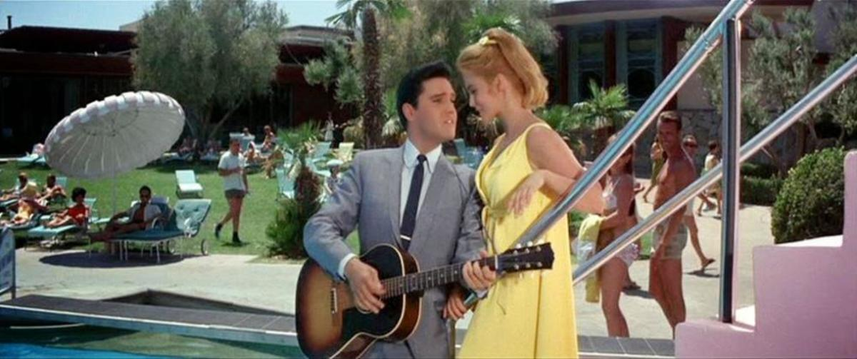 Presley and Ann-Margret provide plenty of sparks amid the glitz and glamour of its colourful setting, making the film stand out from other Elvis films.