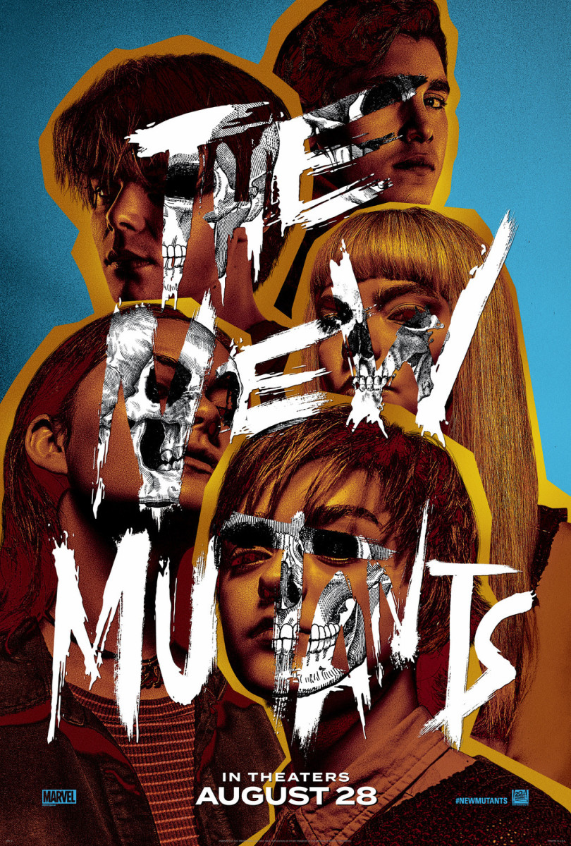 "Movie Review: ""The New Mutants"""