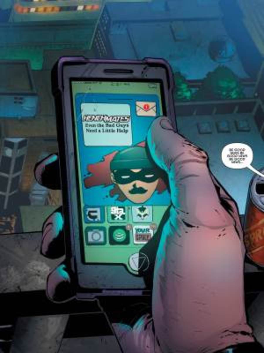 Red Hood and the Outlaws (2016-)#20