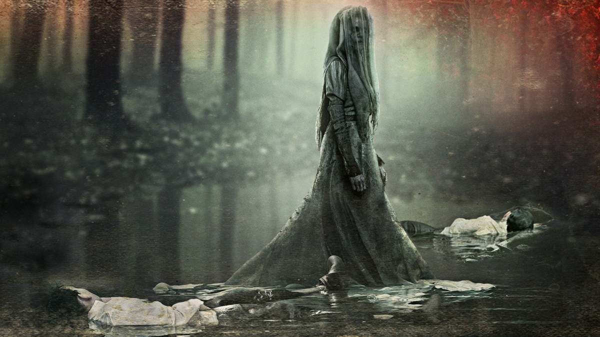 "Poster for ""The Curse of La Llorona"""