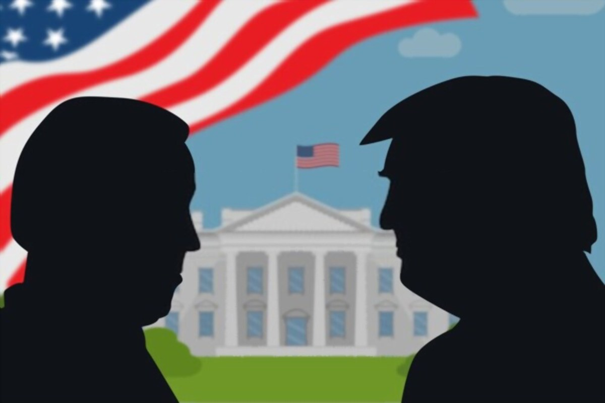 Two Presidents, Two Worlds