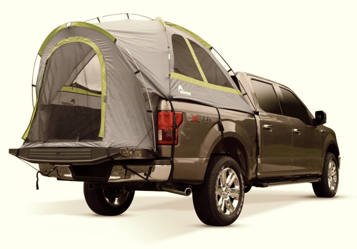 Trucks Tents vs. Ground Tents
