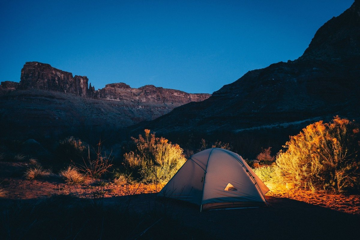 A ground tent will always be best for many camping situations.