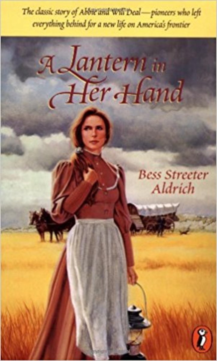A Lantern in Her Hand by Bess Streeter Aldrich  - Book images are from amazon.com.