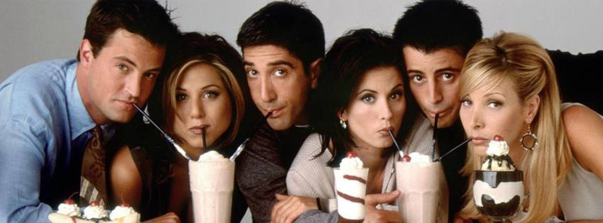 Friends The Next Generation S.4 - Fanfiction